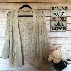 🌟 Cream Sweater 🌟